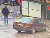 شاهد : شخص يلقي قنبلة داخل سيارة أصدقائه ويفجرهم .. والسبب صادم !