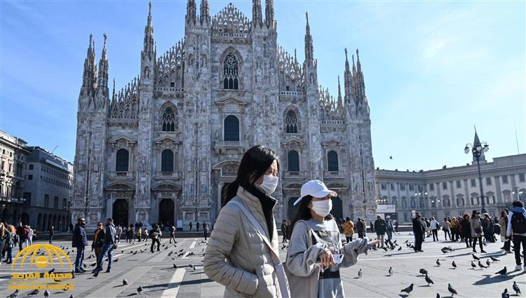 كورونا ينتشر في إيطاليا .. والسلطات تغلق البندقية وتلغي مهرجان فينيسيا و4 مباريات كرة