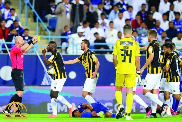 """في بيان رسمي .. نادي الاتحاد يقدم شكوى لـ""""اتحاد القدم"""" بشأن كلاسيكو الهلال"""
