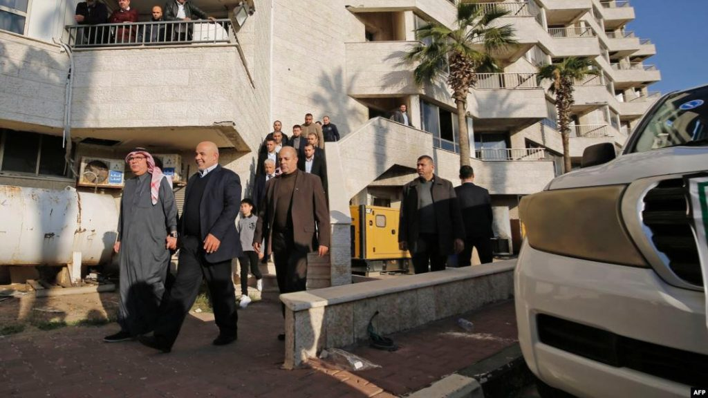 رئيس الموساد  الإسرائيلي يزور قطر ويجتمع مع مسؤولين قطريين في الدوحة