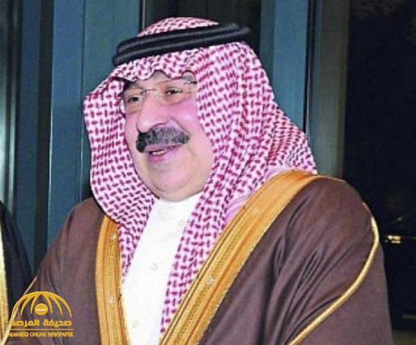 """من هو الأمير الراحل """"طلال بن سعود بن عبدالعزيز"""" ؟"""