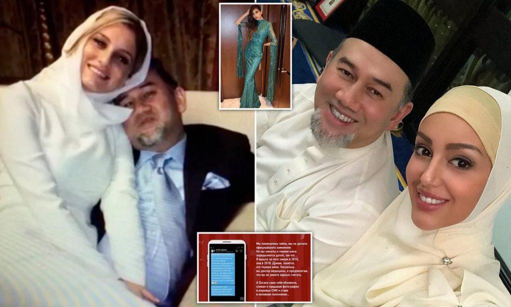 ملكة جمال روسيا السابقة تكشف سبب جديد بشأن طلاقها.. هاتفه قادني لهذه الصدمة!