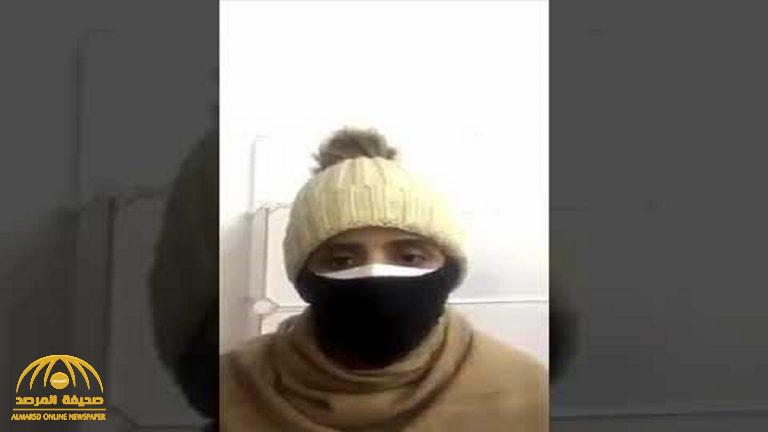"""شاهد … طالبة يمنية  تبكي بحرقة من  قلب بؤرة كورونا بالصين.."""" الوضع خطير  ولا أحد يشعر بنا """" !"""