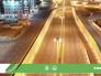 شاهد : طائرة درون تلتقط صورا جوية لمدينة حائل وقت منع التجول