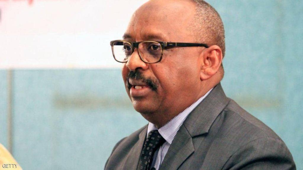 وفاة وزير الدفاع السوداني جمال الدين عمر