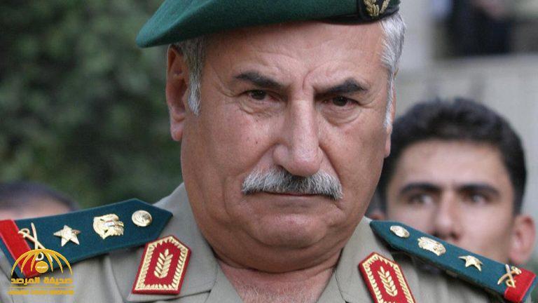 """سوريا ..  وفاة وزير الدفاع الأسبق """"علي حبيب""""  في مستشفى  الأسد  بدمشق !"""