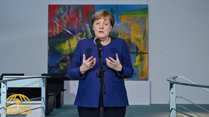 """برلين تعلن نتائج فحص فيروس """"كورونا"""" لـ """"أنغيلا ميركل"""""""
