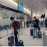 شاهد.. وصول أول رحلة داخلية استثنائية من جدة إلى مطار الملك خالد بالرياض