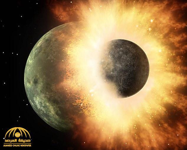 العلماء يعثرون على إجابة: من أين جاء القمر؟.. وكيف تشكل بالقرب من الأرض؟