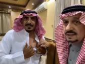 بالفيديو .. أمير الرياض يزور جندي أصيب برصاصة في القلب بالحد الجنوبي .. شاهد ردة فعل الأخير !