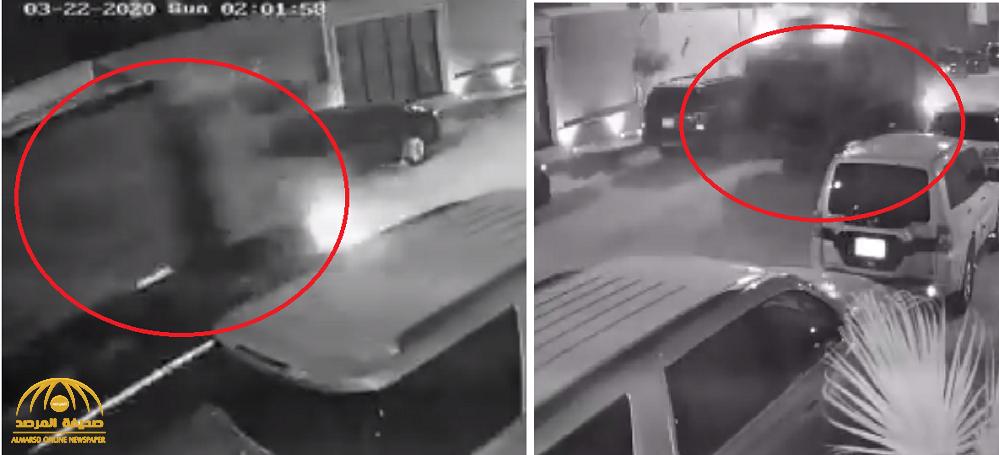 شاهد : مركبة تعبر حي سكني في الرياض بسرعة جنونية .. ومواطن يكشف الجهة التابعة لها !