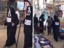 """شاهد … إيران تستعين بـ """" عزرائيل """"  في شوارعها بعد تفشي كورونا بشكل مخيف!"""