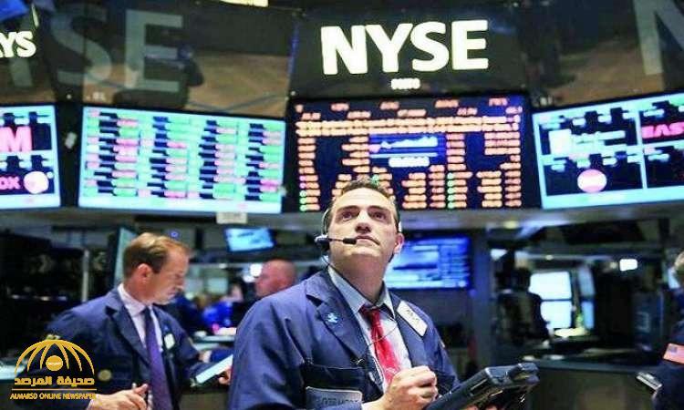 """صدمة: انهيار بورصة """"وول ستريت"""" الأميركية بسبب كورونا"""