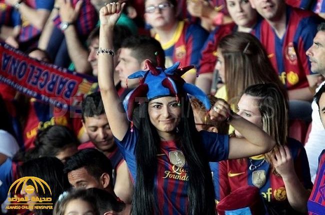 فضيحة جنسية داخل أسوار برشلونة !