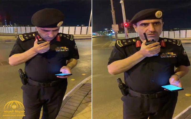 """بالفيديو ..  مدير """"دوريات الأمن"""" يكشف هل يستثنى موظفي القنوات الإخبارية ووسائل الإعلام من قرار منع التجول"""
