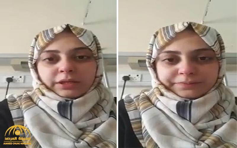 """شاهد .. رسالة هامة من فتاة مصرية مصابة بكورونا : """"لا ترتكبوا غلطتي"""""""