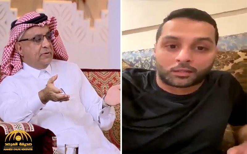 """الصرامي ينتقد ياسر القحطاني بعد هجومه على مروجي شائعات إصابته بكورونا : """" الله يحفظك لكن المفردات غير مناسبة"""""""
