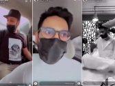 """القبض على """"مشعل الأسباني"""" بعد نشره فيديو يتباهى بتهريب حلاقين لمنزله ومخالفة التعليمات"""