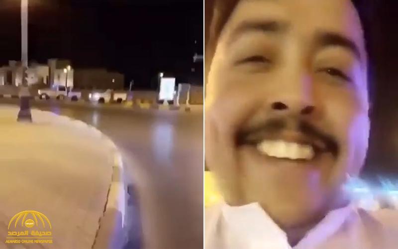 """القبض على مشهور  """"سناب """" وصاحب عبارة """"طاطا بطاطا"""" لمخالفته قرار منع التجول – فيديو"""