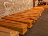 شاهد : فيديوهات صادمة من بؤرة كورونا بإيطاليا .. الجثث في كل مكان والمقابر امتلأت