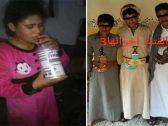 شاهد .. ثلاثة يمنيين يقتلون شقيقتهم بعد تعذيبها وإجبارها على شرب السم ويوثقون الجريمة بهواتفهم !