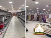 القبض على مصور مقطع الأرفف المفرغة بمتجر في نجران !