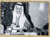 شاهد .. صورة تاريخية  للملك سلمان قبل 65 عاماً .. والكشف عن مكان ومناسبة إلتقاطها !