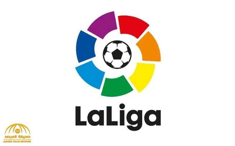 إيقاف الدوري الإسباني بعد إصابة أحد لاعبي ريال مدريد بكورونا