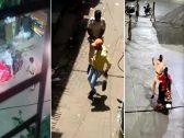 شاهد .. كيف تتعامل الشرطة الهندية مع المخالفين لحظر التجول
