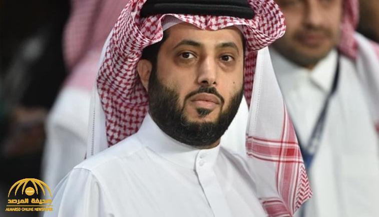 شاهد .. أحدث صورة لتركي آل الشيخ خلال العزل المنزلي