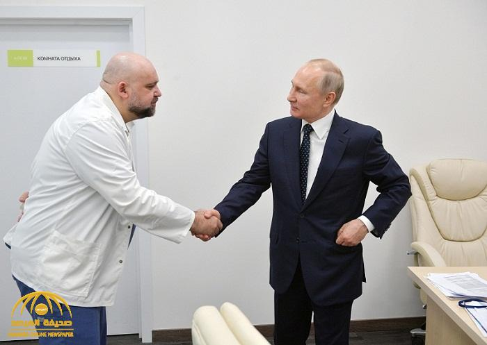 """إصابة طبيب روسي بفيروس كورونا رافق بوتين في جولة  قبل أسبوع يثير الذعر داخل """"الكرملين"""""""