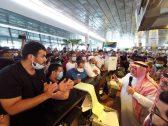 """شاهد .. السفير السعودي في إندونيسيا للمواطنين الذين تم إلغاء رحلات إجلائهم : """" مكفولين محفولين في فنادق 5 نجوم """""""