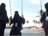 بالفيديو … سيدة سعودية  تنقذ طلفتين مصابتين بالإيدز في مكة وتكشف عن قصة كفالتها لهن !