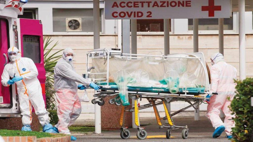 """خبر صادم من إيطاليا عن عدد الوفيات بسبب """"كورونا"""" خلال 24 ساعة الماضية"""
