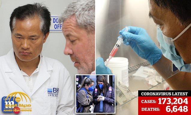"""طبيب صيني يعلن اكتشاف  علاج """"لكورونا """"وشفاء المصابين بالفيروس من كبار السن 100%"""