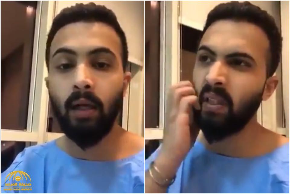"""شاهد.. شاب سعودي يكشف تفاصيل إصابته و12 شخصاً من عائلته بفيروس كورونا : """"غلطنا غلطة""""!"""