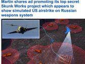 شاهد.. الكشف عن مشروع  سلاح  أمريكي سري للغاية يدمر الأسلحة الروسية بجميع أنواعها