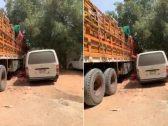 """""""التجارة"""" تكشف مصير صاحب الشاحنة الذي ظهر في فيديو يجمع كميات كبيرة من البصل بالرياض!"""