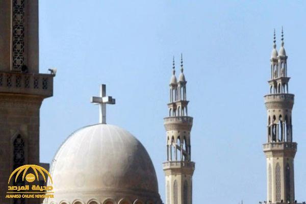 مصر تتخذ إجراءاً عاجلاً تجاه المساجد والكنائس بسبب كورونا