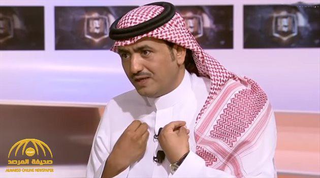 """""""سعد آل مغني"""" يكشف عن تسريبات صادمة بشأن محترفي النصر والمدرب"""