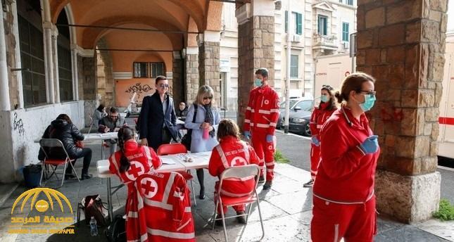 كورونا تجتاح إيطاليا بصورة مروعة.. وتسجيل وفاة 627 شخصًا بالفيروس خلال 24 ساعة