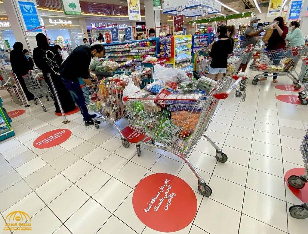 إلزام جديد لمراكز التسوق  في مكة ضمن إجراءات مواجهة وباء كورونا !