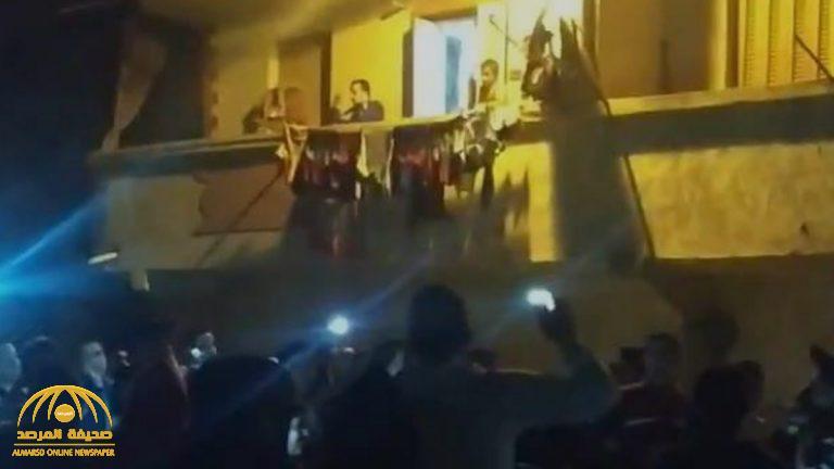 """بالفيديو.. """"مسيرات التكبير"""" ضد كورونا في مصر تثير جدلا واسعا !"""