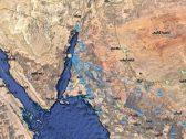 """رصد """"هزة أرضية"""" في خليج العقبة بالقرب من منطقة تبوك ومركز الزلازل يكشف عن قوتها وعمقها"""