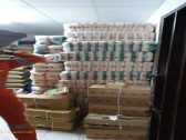 """عمالة تكدّس كميات ضخمة من """"الأرز والتنباك"""".. وإجراء عاجل من بلدية """"خميس مشيط"""" !-صور"""