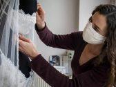 """ألمانيا تفرض  وضع غطاء على  """"الفم والأنف""""  أثناء التسوق للوقاية من كورونا"""