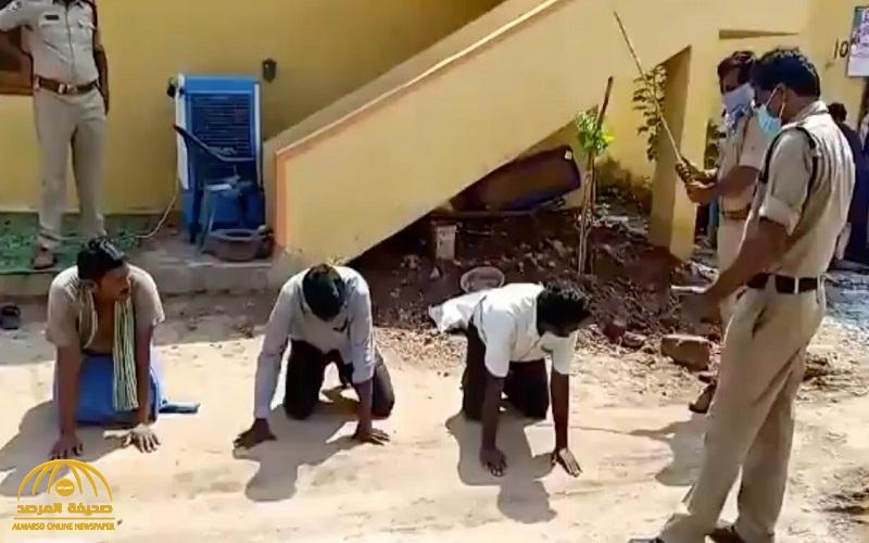 شاهد:  طريقة جلد المخالفين لحظر التجول في الهند