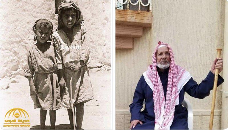 """""""إحداهما التقطها رحالة بريطاني في 1946"""".. مواطن يروي قصة صورتين الفارق بينهما 74 عاما !"""