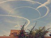 """""""الأرصاد"""" تكشف سبب تكون سحب غريبة في سماء نجران.. وتوضح حقيقة """"الاستمطار الصناعي"""""""