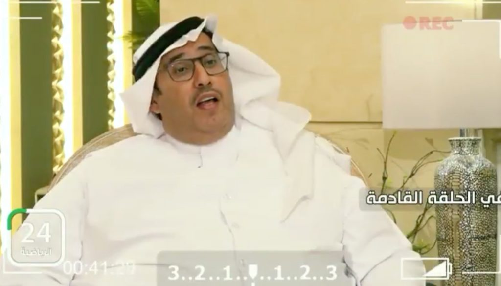 بالفيديو : منصور البلوي يخرج عن صمته ويتهم شخصية هلالية لها نفوذ أبعدته من الوسط الرياضي